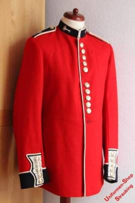 "Pos. A02_0007: Welsh Guards Jacke Gr. 43"" (gebraucht) - Bild vergrößern"