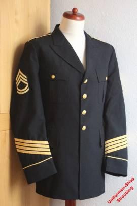 Pos. A70_0005: US Army Dress Blue Jacke US-Gr. 44L (gebraucht)  - Bild vergrößern