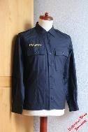 Pos. A49_6161: Polizei Bluse Gr. 44 (gebraucht)