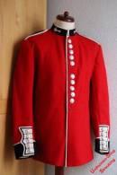 """Pos. A02_0055: Welsh Guards Jacke Gr. 46 3/4"""" (gebraucht)"""