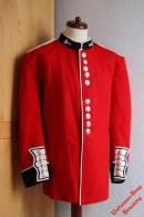 """Pos. A02_0056: Welsh Guards Jacke Gr. 51 3/4"""" (gebraucht)"""