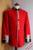 """Pos. A02_0058: Welsh Guards Jacke Gr. 47"""" (gebraucht)"""