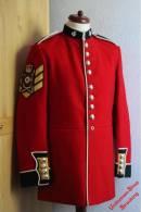 """Pos. A02_0201: Irish Guards Jacke Gr. 42"""" (gebraucht)"""