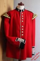 """Pos. A02_0641: Irish Guards Band Jacke Gr. 52 3/8"""" (gebraucht)"""