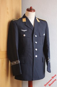Pos. A06_0402: Luftwaffe Jacke Gr. 19 (gebraucht)